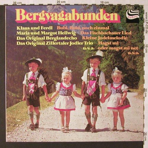 Bergvagabunden-LP