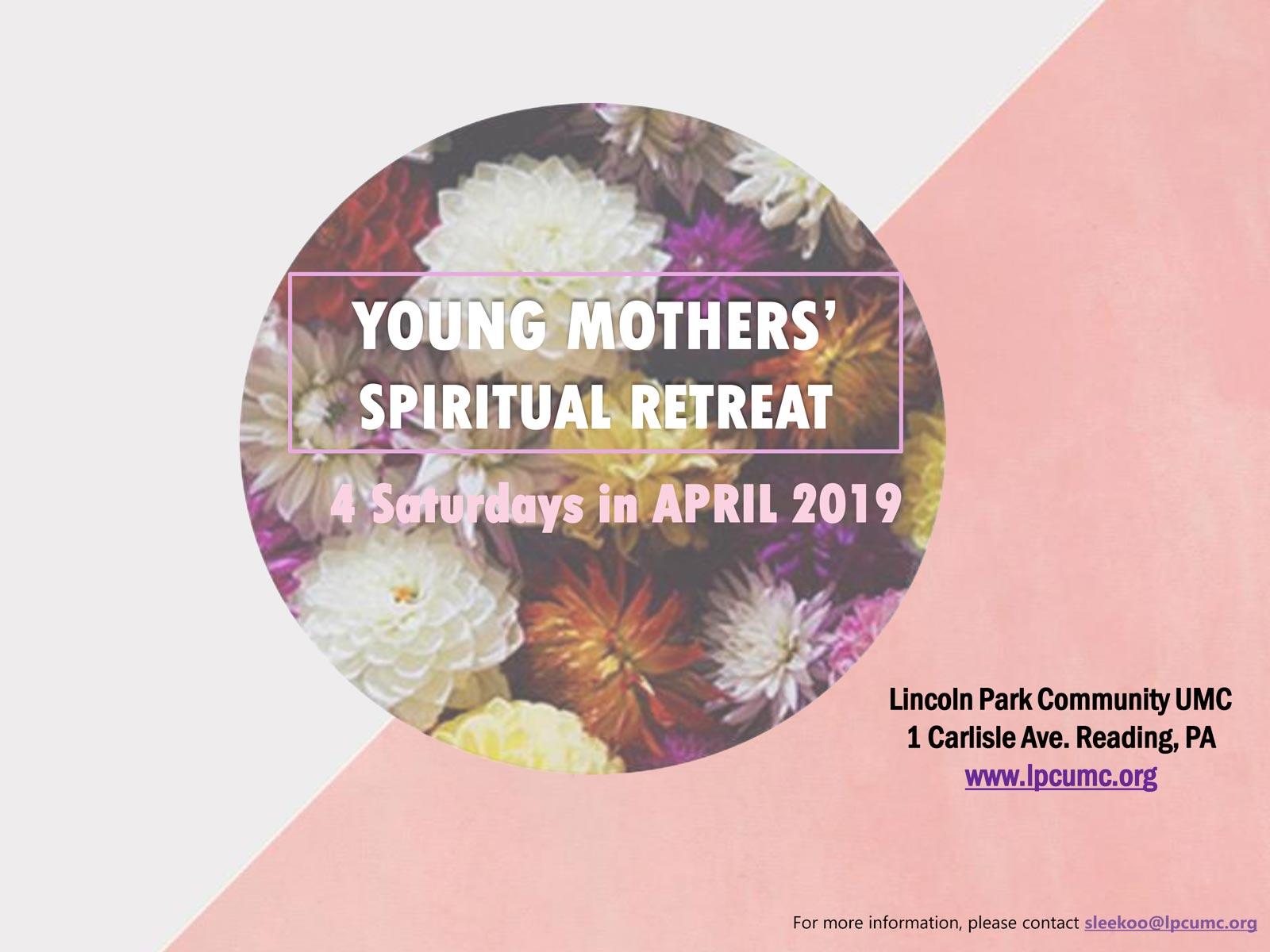 Young Mothers Spiritual Retreat