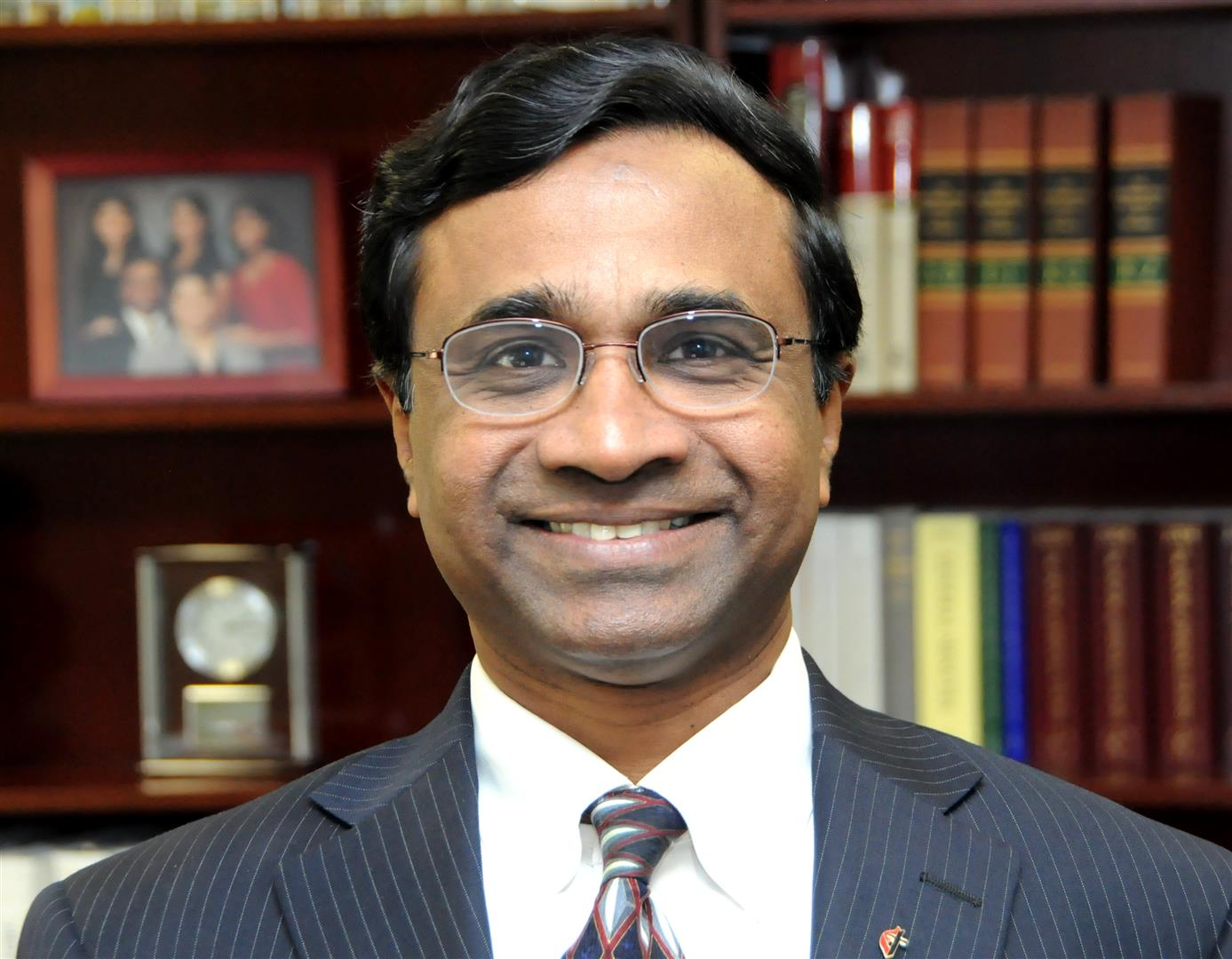 Dr Chris Kurien