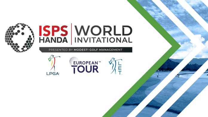 Tours Join Forces for ISPS Handa World Invitational in Northern Ireland |  LPGA | Ladies Professional Golf Association