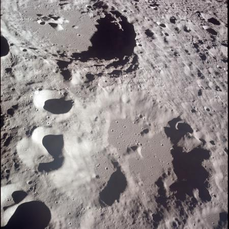 NASA Apollo Photo AS11-44-6612