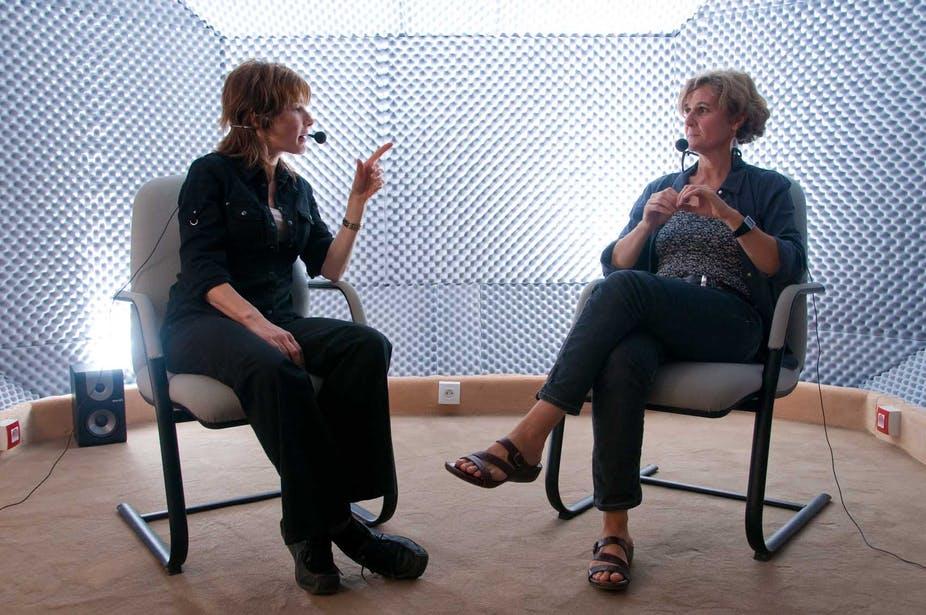 """L'art de la conversation… ou """"La complexe mécanique de la conversation ordinaire"""""""