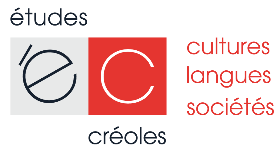 Release of the last issue of the Études Créoles journal