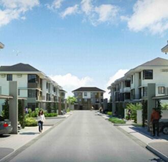 Alveo Ferndale Villas Residential Development