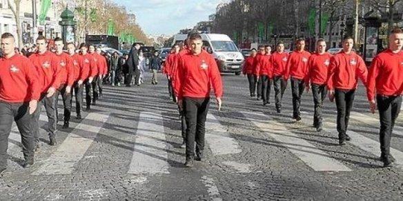 Bac Pro Defile Paris