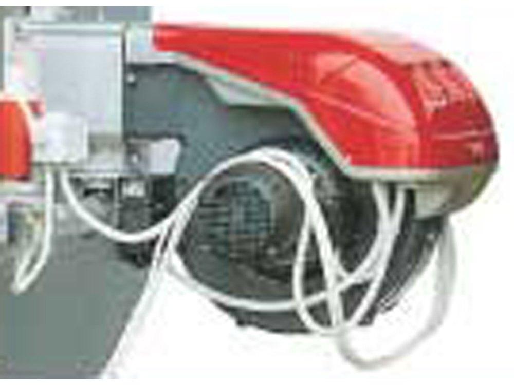 Generatore di vapore - Bruciatore a gasolio