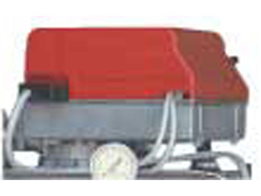 Generatore di vapore - Bruciatore ad alte prestazioni