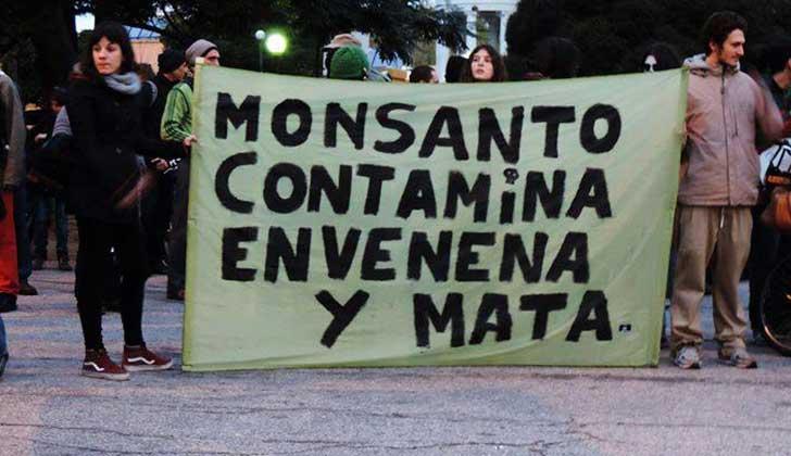 La Marcha contra Monsanto en Uruguay será el próximo 27 de mayo. Foto: Coordinación contra Monsanto y el Agronegocio