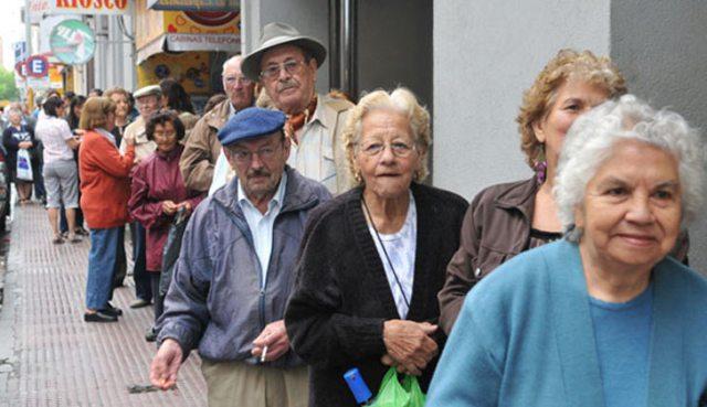 El Poder Ejecutivo asegura que las jubilaciones mínimas aumentaron ...