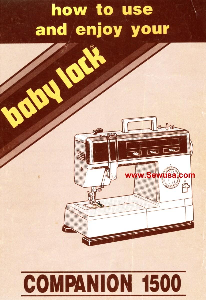 Babylock Model 1500 Instruction Manual Pdf Sewusa Threading Diagrams 998