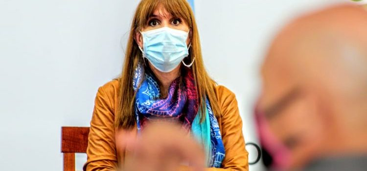 """Benítez: """"Los más de mil millones invertidos en salud dan una muestra de que no estamos igual que al principio de la pandemia"""""""