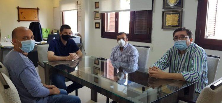 El Comité Sanitaria de Emergencia y el Subsecretario de Salud del Chaco analizaron la situación epidemiológica de la ciudad