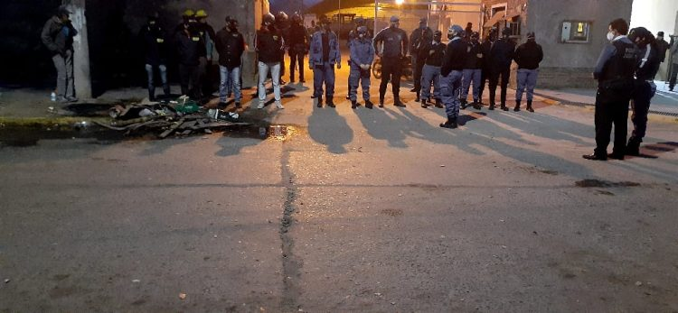 """Fiscal Marcelo Soto:"""" Al momento del desalojo no había ningún empleado municipal en la toma"""""""