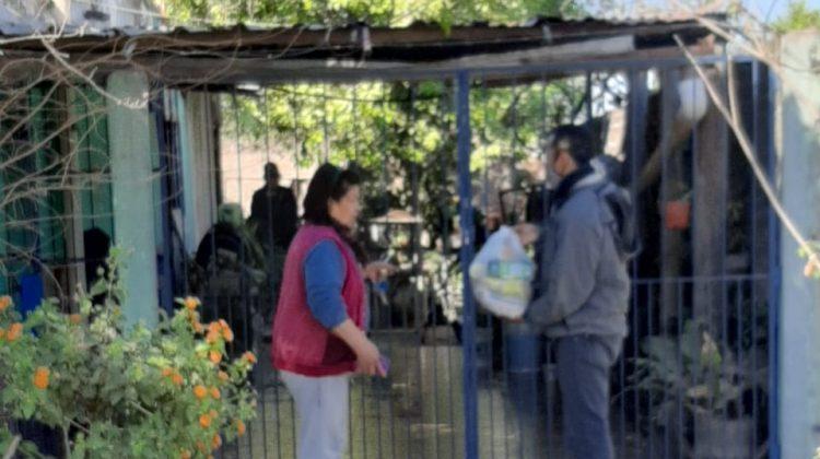 El Municipio continúa brindando asistencia a los Adultos Mayores