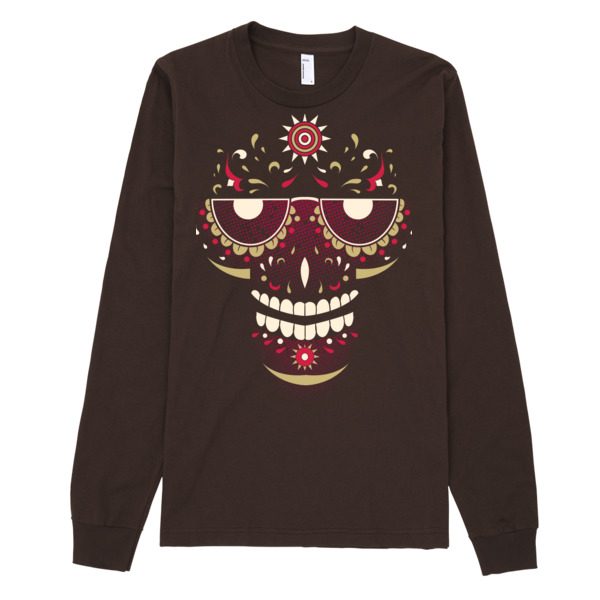 Smiley - Long sleeve t-shirt 1