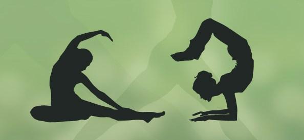 Yoga Silhouettes 1