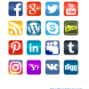 Social Media Icons 3