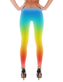 Color Gradient Leggings