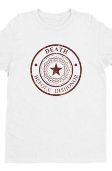 Death Before Dishonor - Short sleeve men's t-shirt
