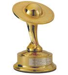 Premio Saturn – Accademia della Fantascienza In riconoscimento del capolavoro di best-seller di L. Ron Hubbard, Battaglia per la Terra.