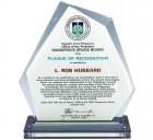 "Official Recognition — Dangerous Drugs Board, Office of the Philippine President: Awarded to Mr. Hubbard by the Chairman of the Dangerous Drugs Board, for ""his humanitarian work in the field of drug education and drug rehabilitation and for his relevant technologies which are adopted and implemented in the Philippines...thus contributing immeasurably to the successful pursuit of our noble vision of a drug-free country."""