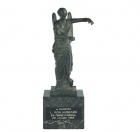 Honorary Statue – Province of Brescia, Italy Awarded to Mr. Hubbard in acknowledgment of his work and discoveries as a philosopher.