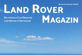 Cover LRoS Clubmagazin 1-2021