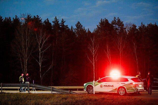 Policijos kontrolė