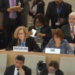 Address Gaps in Remedies for Victims of Hostage-taking and Extra-legal Detention | Oral Statement to the 36th Session of the UN Human Rights Council