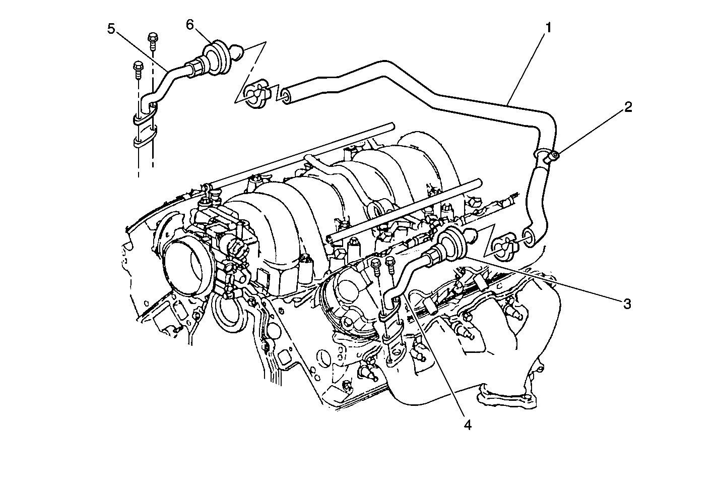 S10 Air Pump Location