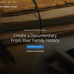 how to create a family history documentary