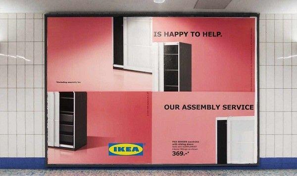 Dans Sa Derniere Campagne Ikea Informe Que
