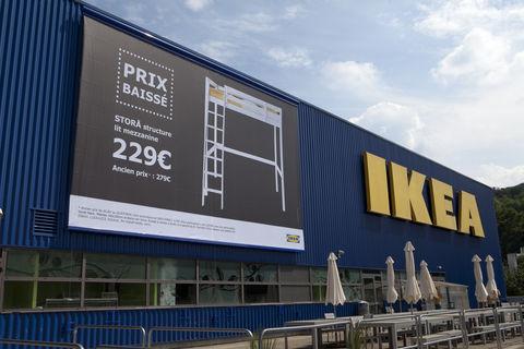Toutes Les Actus De Lenseigne De Commerce De Détail Ikea