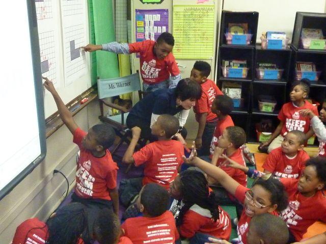 It's not the teacher's job to teach the students!