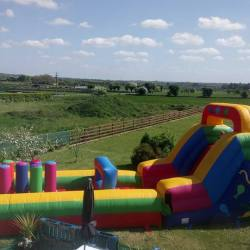 Bouncy Castle Hire, Inflatables Galway
