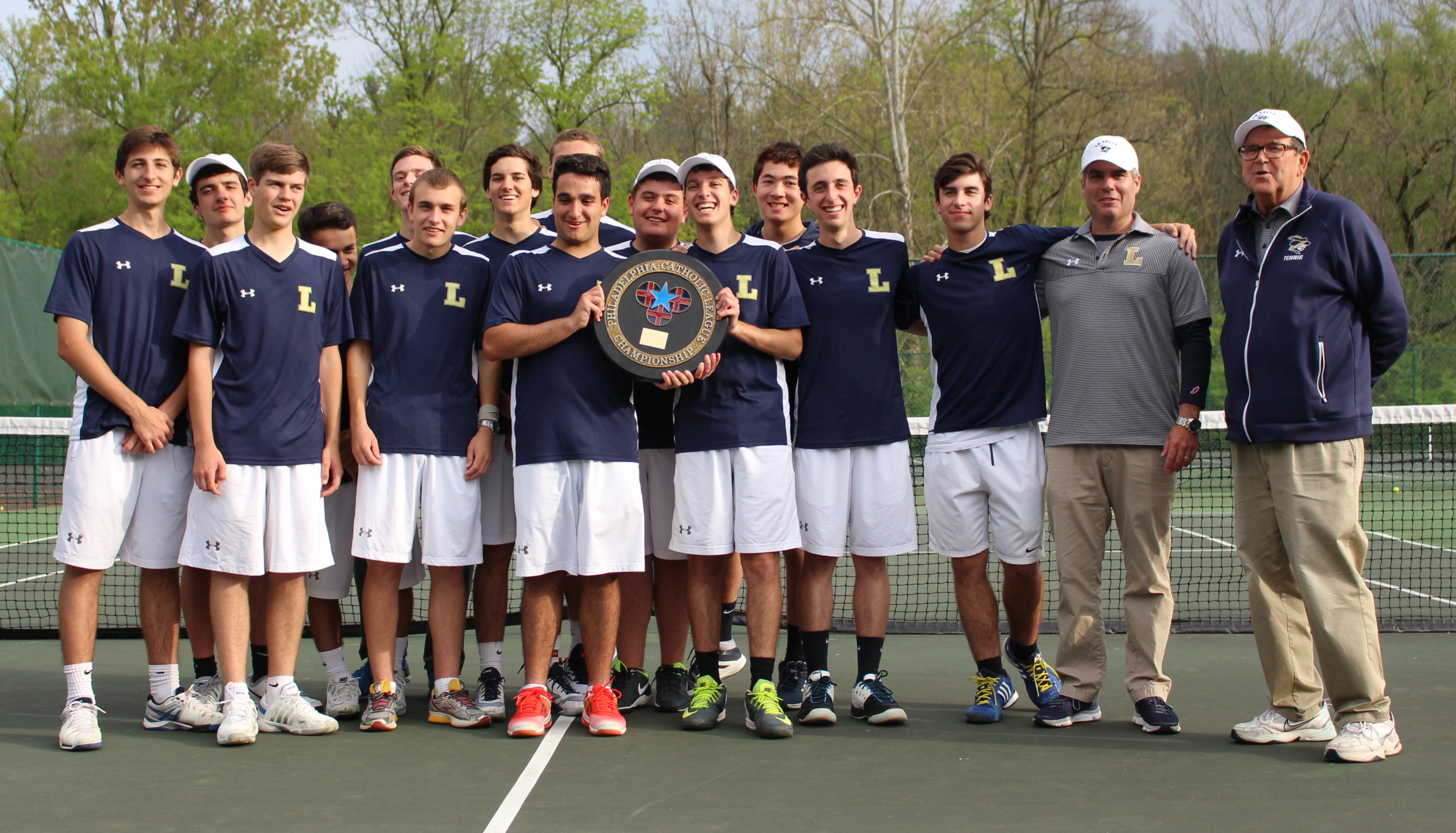 La Salle College High School Tennis Overview