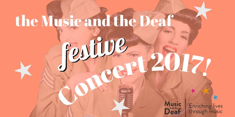 The Music and the Deaf, click here for more info