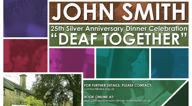 DEX – 25TH Silver Anniversary Dinner