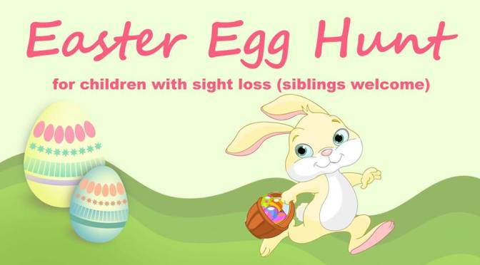 Easter Egg Hunt – Wilberforce Trust