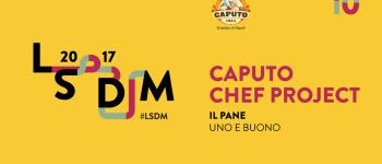 Parte la prima edizione di LSDM Caputo Chef Project. Uno e buono, il pane nella ristorazione