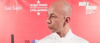 Riccardo Camanini, dal lago di Garda a Paestum, per raccontare la sua cucina della memoria.