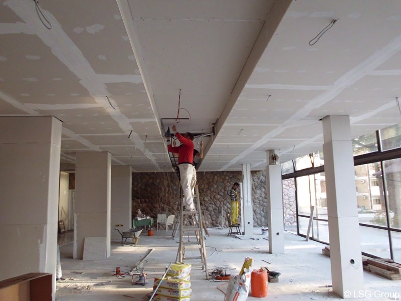 Renovation Hotel Beton Ohrid LSG Group