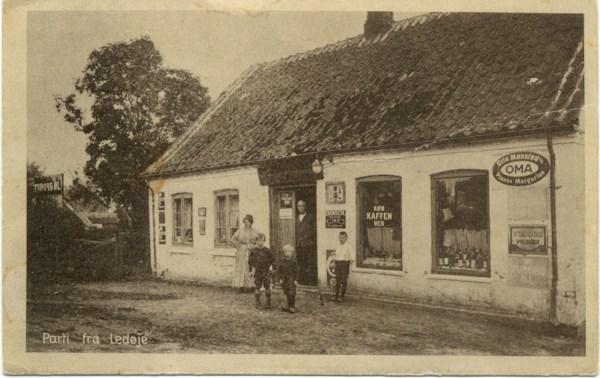 Købmand Ledøje Bygade 34