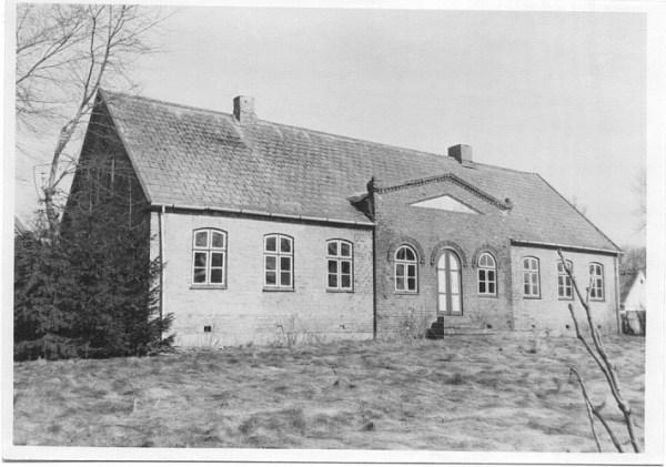 Odderbjerggaard, Smsørumovre,  1981