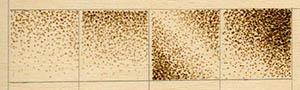 Pointillism Pyrography Practice Pattern
