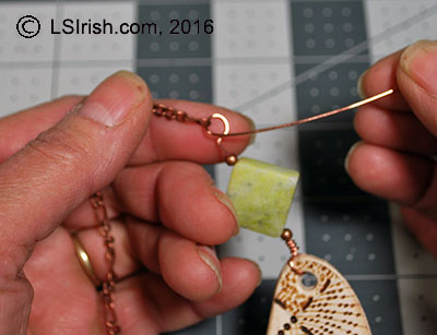 how to make copper jewelry