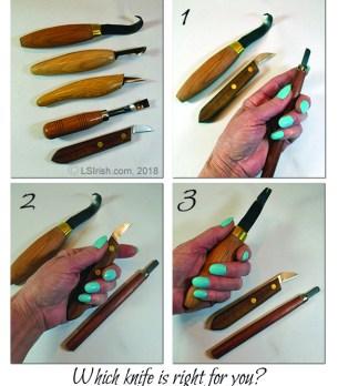 bench knives