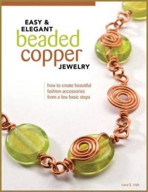 Lora Irish Copper Jewelry Book