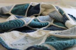 Blue blanket for babies