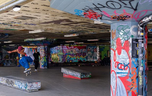 Southbank Undercroft